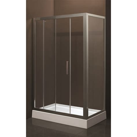 cabina doccia per vasca cabina doccia in vetro 170x70 per sostituzione vasca