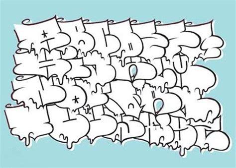 17 melhores ideias sobre graffiti abecedario no