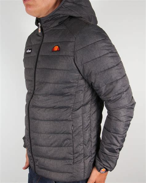Ellesse Padded Jacket ellesse lombardy padded jacket grey puffer ski coat mens