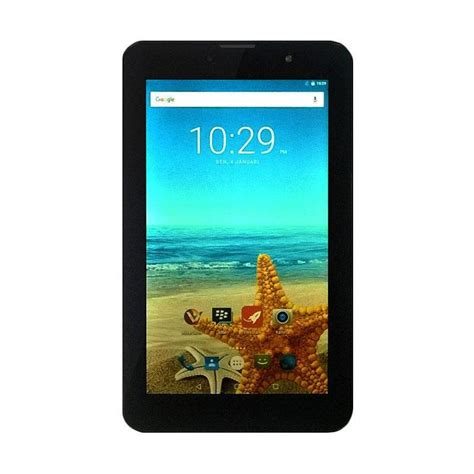 Tablet Advan 4g Lte jual advan vandroid i7 tablet hitam 8 gb 2 gb 4g lte harga kualitas terjamin
