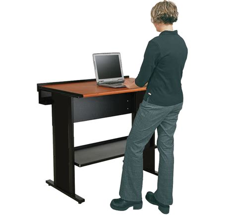home office standing desk stand up computer desk adjustable stand up computer desk