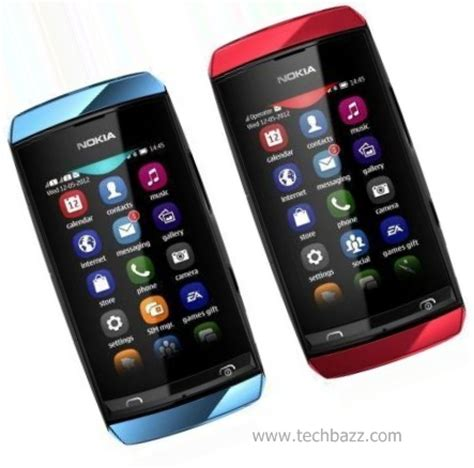 Hp Nokia Asha 305 Tahun great starter phone with low price nokia asha 305 306 311