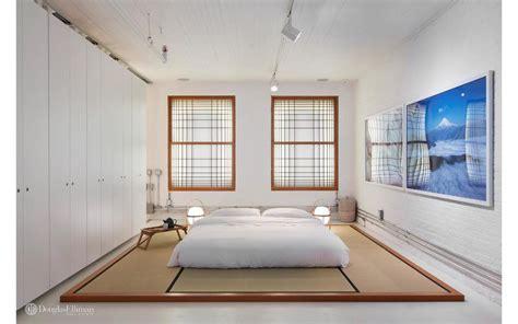 minimalist tribeca loft  japanese inspired design seeks  curbed ny