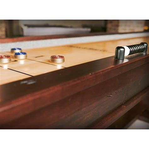 plank and hide shuffleboard table paxton shuffleboard by plank hide