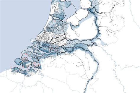 netherlands dikes map 3 lola dnl dikes map floods netherlands 171 landscape