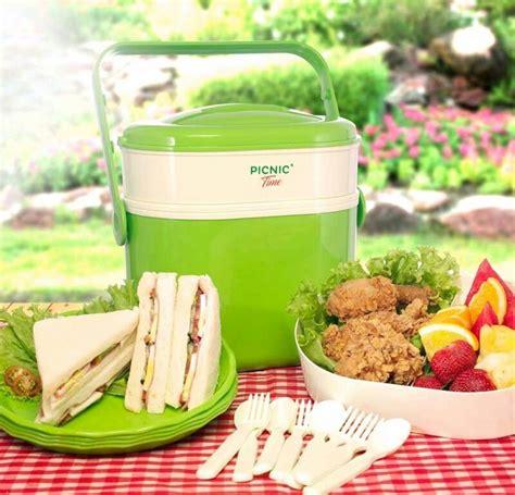 Picnic Family Set Peralatan Makanan Perlengkapan Piknik jual peralatan rumah tangga harga murah alat dapur