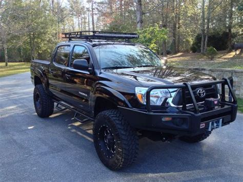 Toyota Tacoma Road For Sale Sell Used 2012 Toyota Tacoma Trd Road 4x4 Dbl Cab