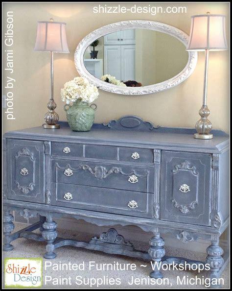 white chalk paint furniture ideas shizzle design black lacquer buffet gets a whole new