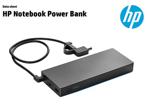 Power Bank Hp hp notebook power bank bater 237 a externa para compu 2 disp usb s room