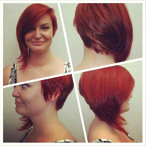 Bad Aline Haircuts | bad aline haircut hairstyles front and back on pinterest