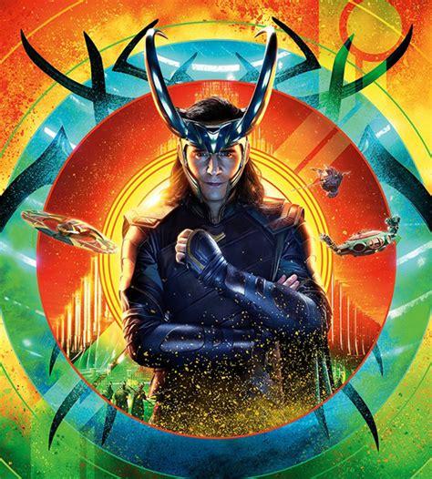 film marvel setelah thor ragnarok thor ragnarok new character poster loki loki