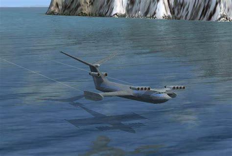 Caspian Sea Monster for FSX E Boats