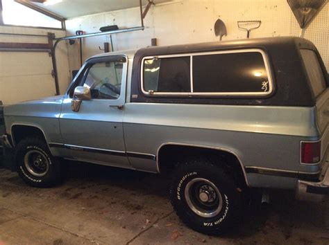 Power Lifier Blazer X4 89 chevy k5 blazer silverado 4x4 for sale in lewis center