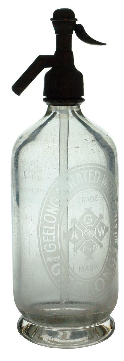 Whipway Botol Soda Dispenser 1 Ltr Soda Syphon Siphon Soda Maker geelong aerated water co pty ltd vintage soda syphon siphons bottles bottle