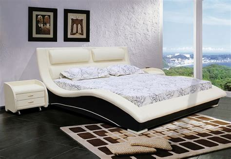 Contemporary Bed Design for Bedroom Furniture, Napoli