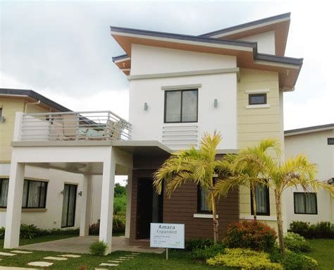 Carport Attached To House amara expanded house model sentrina subdivision lipa