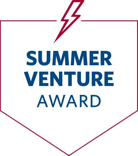 Novo Venture Internship Mba by Penn Wharton Entrepreneurship Summer Venture Award