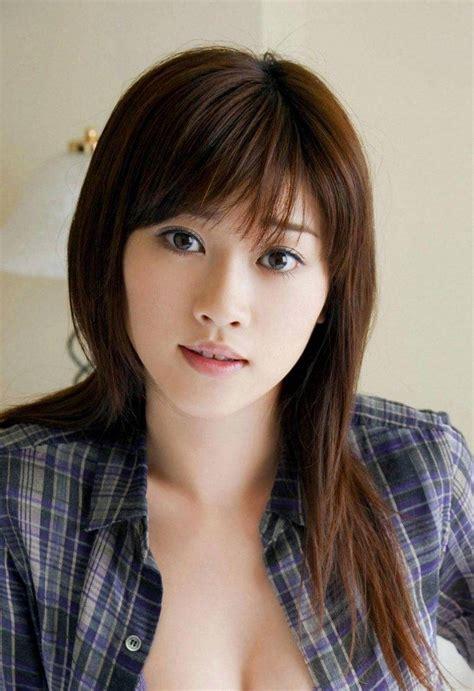mikie hara mikie hara asian women model face brunette wallpapers