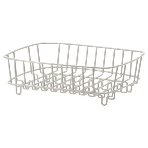 kitchen sink drainer basket atlant dish drainer rinsing basket silver colour 32x36 cm