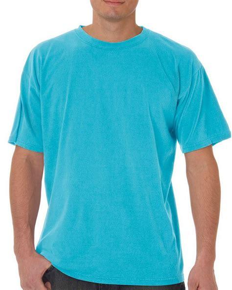blue comfort colors comfort colors c5500 ringspun garment dyed t shirt