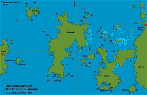 diving  komodo island rinca sangeang montong