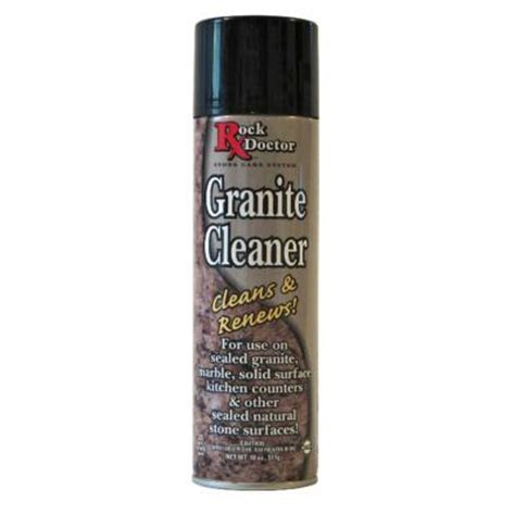 18 oz granite cleaner 35104 the home depot