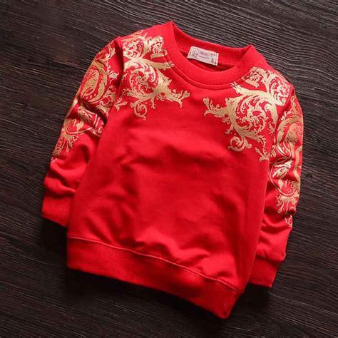 pattern bomber sweatshirt aliexpress com buy 9m 3y kids printed hoodies boys