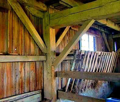 Post  Beam Timber Framing