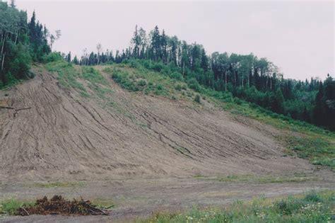 fjord erosion ferland et boileau composition du sol et 233 rosion le
