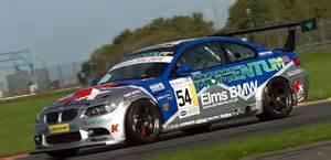 thorney motorsport bmw e92 m3 race car