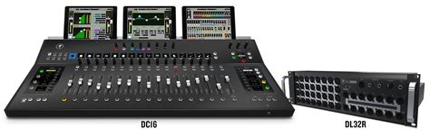 Mixer Mackie Second kvr namm 2016 mackie launches dc16 surface for its dl32r 32 channel digital mixer