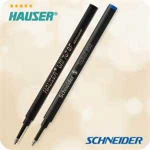 hauser hauser bill 707sf germany ink refill rollerball pen