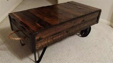 Trolley Cart Coffee Table Cart Coffee Table 12 Interesting Tutorials Guide Patterns
