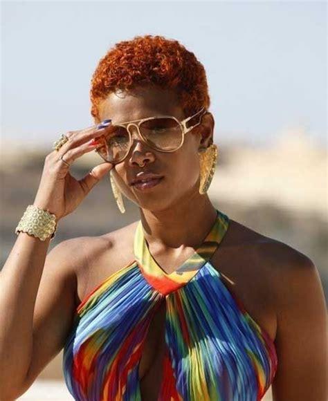 teeny weeny afros for brides teeny weeny afro redhead love twa hairstyles pinterest
