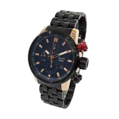 Harga Jam Gucci Special Edition jual alexandre christie chronograph special edition