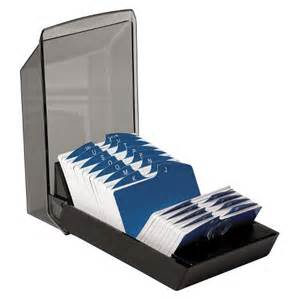 business card holder target rolodex covered tray card holder black target