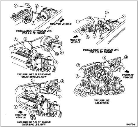 Ford F250 Brake Diagram