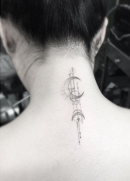 tattoo inspiration arn the 25 best crescent moon tattoo meaning ideas on