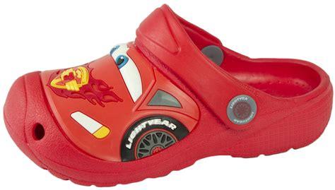 Sandal Anak Cars Clog disney cars lightning mcqueen 3d clogs summer sandals boys shoes size ebay