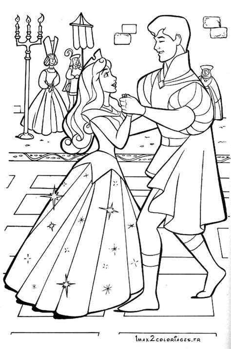 Coloriage Princesse: 123 dessins à imprimer et à colorier