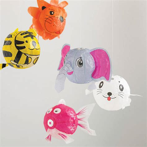 Set of four japanese paper balloons by petra boase ltd notonthehighstreet com