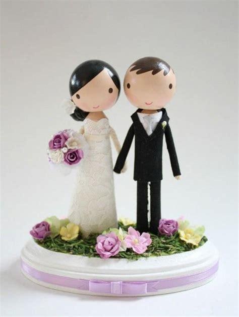 Handmade Cake Toppers - decor custom wedding cake topper 2379289 weddbook