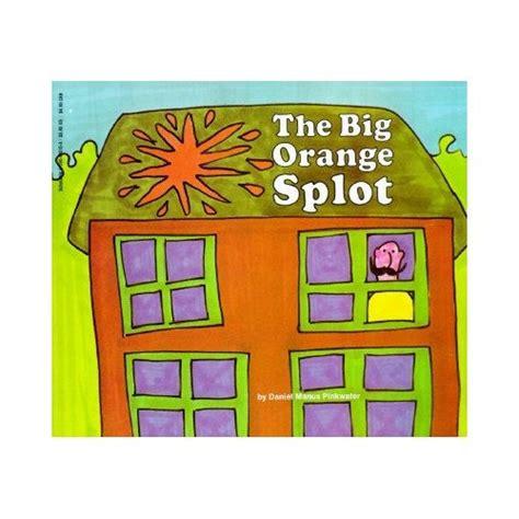 the big orange splot books