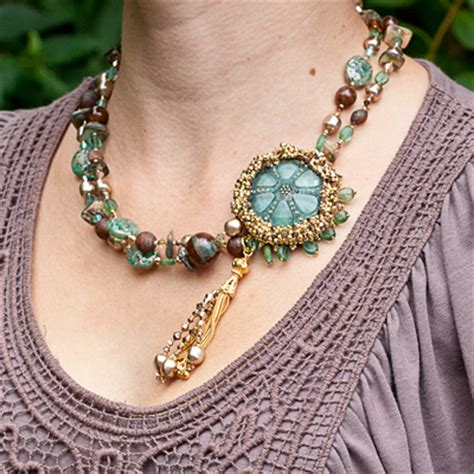 Val Hirata Beaded Jewelry Designs   Eureka Crystal Beads Blog