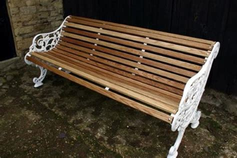 bench kits garden bench restoration kits for uk delivery arbc