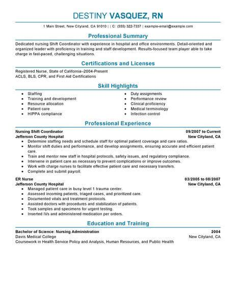 resume format for office coordinator patient care best shift coordinator resume exle livecareer