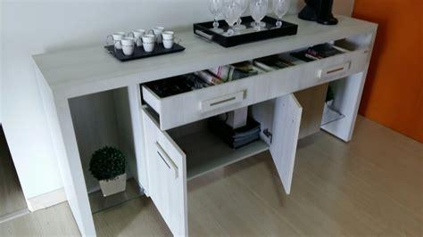 aparador usado como mesa pruzak aparador de sala de jantar tabaco id 233 ias