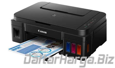 Printer Canon Scan Terbaru daftar harga printer canon 2018 lengkap daftarharga biz