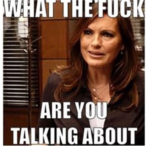 Benson Meme - community post 42 times quot law and order svu quot perfected
