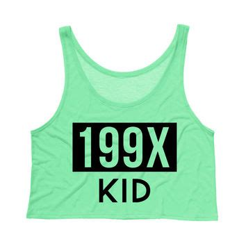 Kid 199x Top best crop tops for products on wanelo